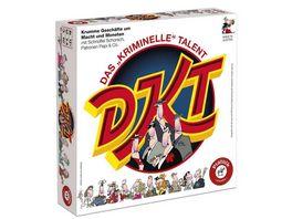 Piatnik 613777 DKT Das kriminelle Talent