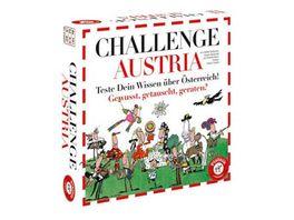 Piatnik 612879 Challenge Austria
