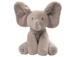Spin Master Flappy Der Elephant 31 cm mit Musik und Sprache