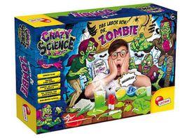 Lisciani Schleimlabor Dr Zombie