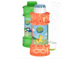 Dulcop Seifenblasen Bubble World 300 ml Glas farblich sortiert
