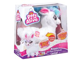 Pets Alive Boppi the Booty Shakin Llama Batteriebetriebenes Tanzendes Roboterspielzeug