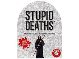 Piatnik 716997 Stupid Deaths