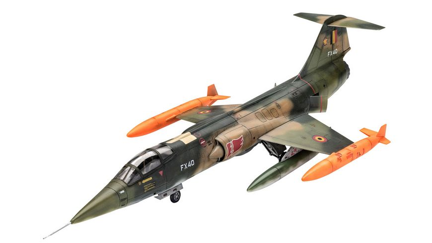 Revell 3879 F 104 G Starfighter RNAF BAF