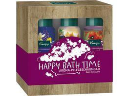 KNEIPP Geschenkpack Happy Bathtime 3 x 100 ml