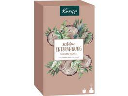 Kneipp Geschenkpackung Zeit fuer Entspannung