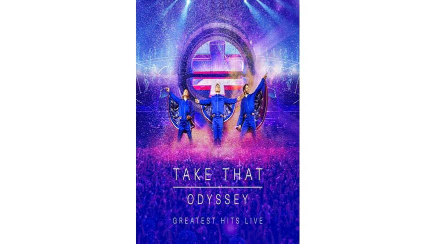 Odyssey Greatest Hits Live Ltd Boxset