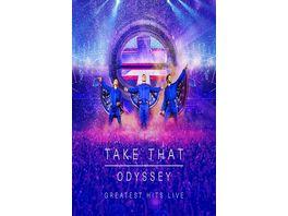 Odyssey Greatest Hits Live Ltd Boxset