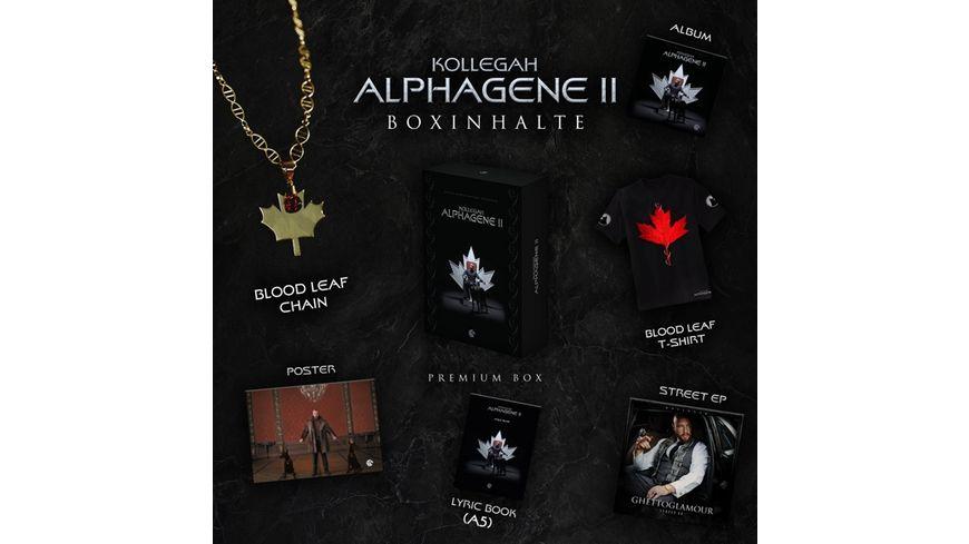 Alphagene II Premium Box