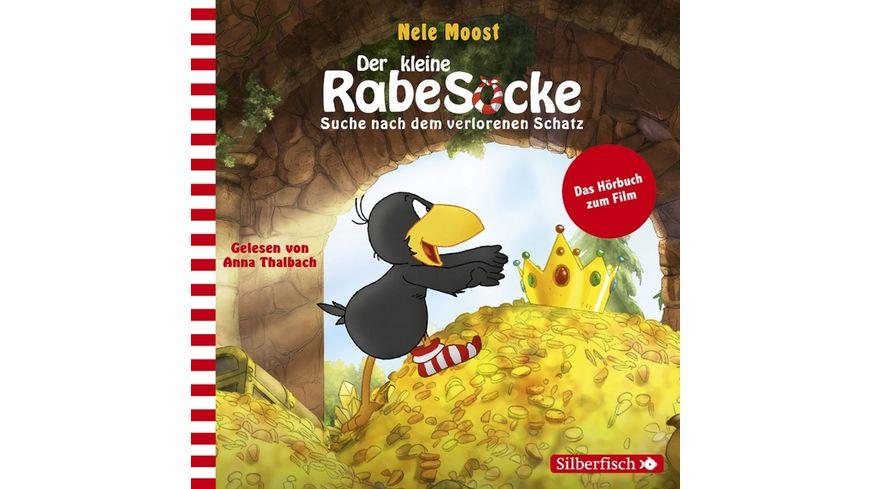Der Kleine Rabe Socke 3 Das Hoerbuch Zum Film