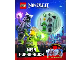 LEGO NINJAGO Mein Pop up Buch