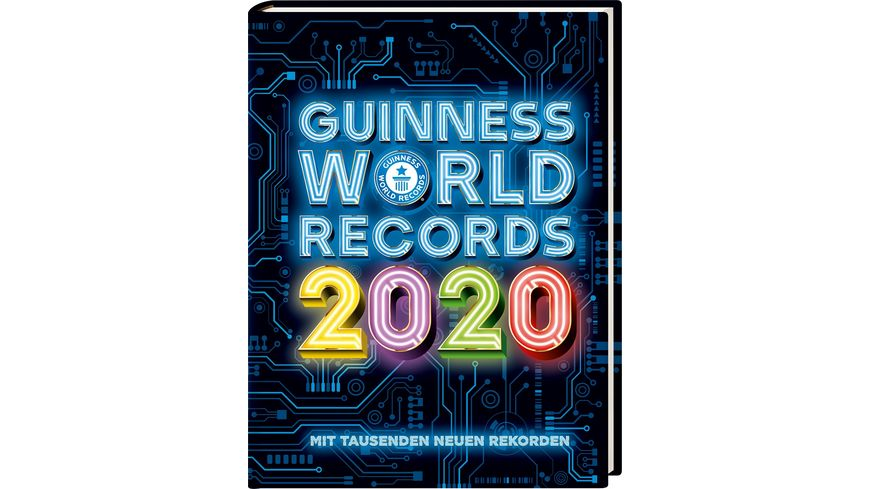 Guinness World Records 2020 Deutschsprachige Ausgabe
