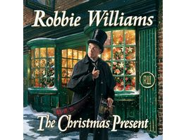 The Christmas Present Deluxe 2CD Hardcoverbook