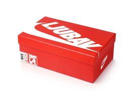 Nimmerland Nike x Ljubav Box