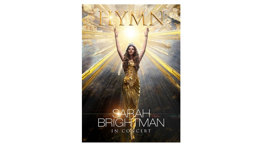 Hymn In Concert DVD CD