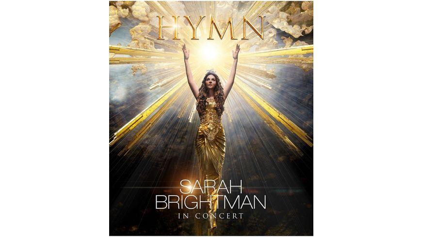 Hymn In Concert Blu Ray