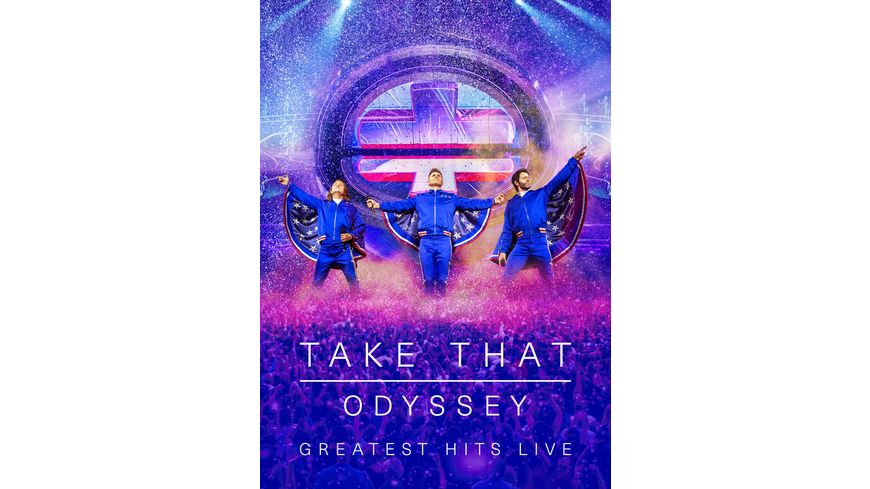 Odyssey Greatest Hits Live Blu Ray