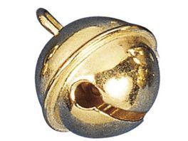 Rayher METALLGLOECKCHEN 19MM GOLD 10ST 2503306