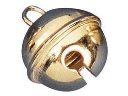 Rayher METALLGLOECKCHEN 24MM GOLD 4ST 2504306