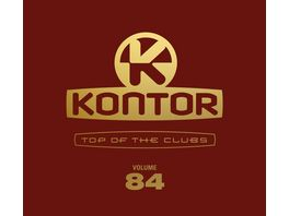 Kontor Top Of The Clubs Vol 84