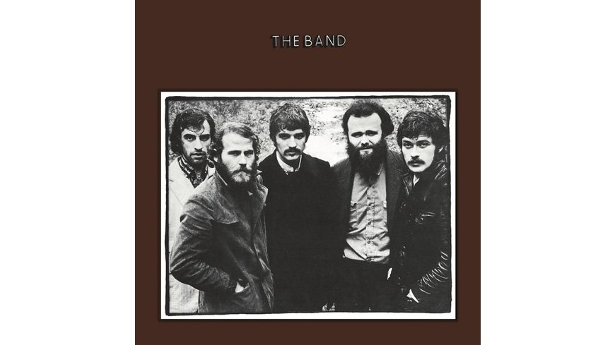 The Band 50th Anniversary Remastered 2LP