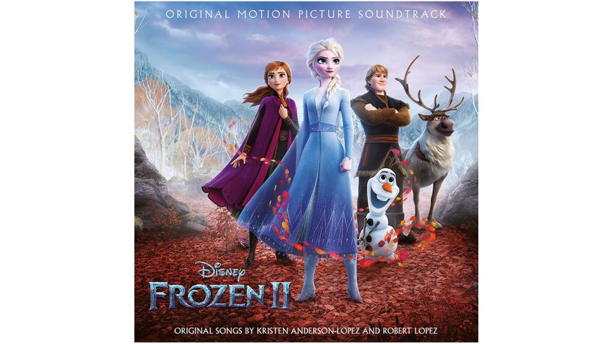 Frozen 2 Original Motion Picture Soundtrack