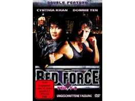 Red Force 1 2 Double Feature Ungeschnittene Fassung