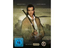 Highlander Gesamtedition 6 Staffeln 45 DVDs