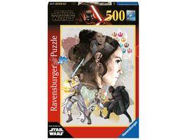 Ravensburger Puzzle Star Wars Der Aufstieg Skywalkers 3 500 Teile