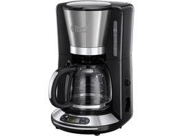 Russell Hobbs Velocity Digitale Glas Kaffeemaschine 24050 56