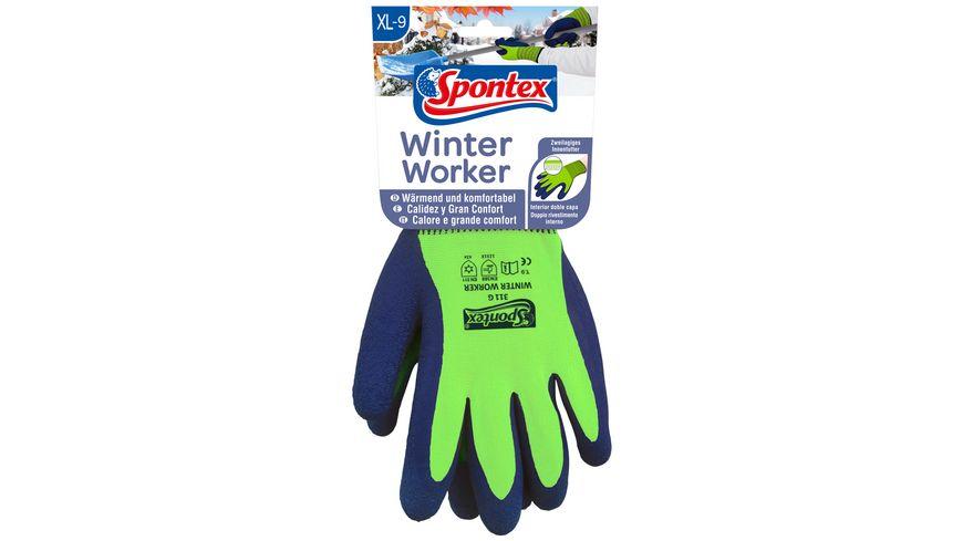 Spontex Winter Worker Handschuh Gr. 9-9,5