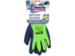 Spontex Winter Worker Handschuh Gr 9 9 5