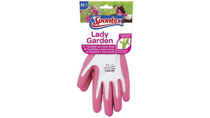 Spontex Lady Garden Damenhandschuh Gr 7 7 5