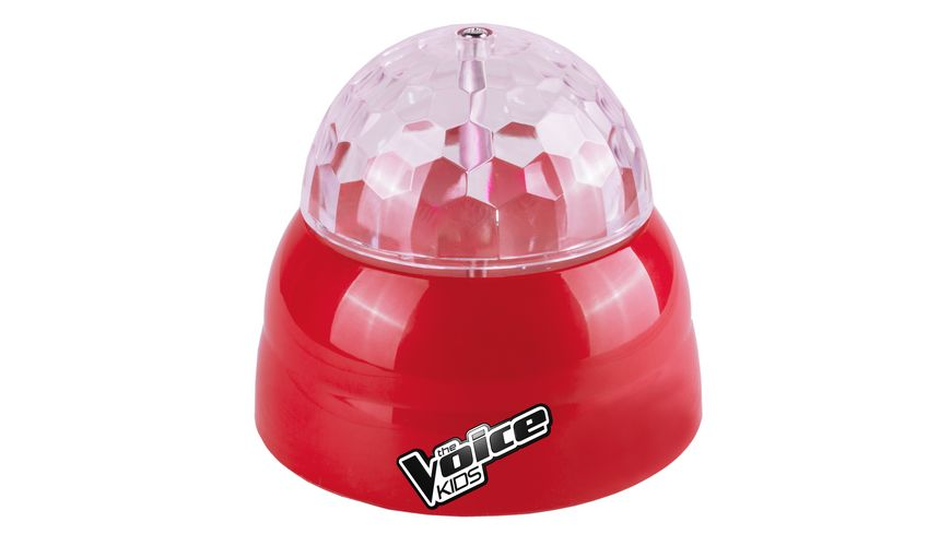 Xtrem Toys The Voice Kids LED Partylicht