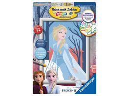 Ravensburger Beschaeftigung Malen nach Zahlen Frozen 2 Elsa