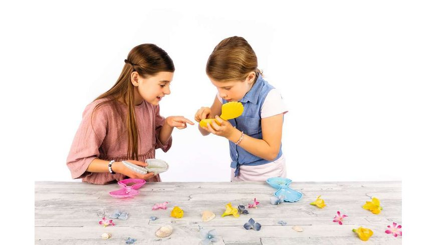 Ravensburger Beschaeftigung Starter Set Treasure Pearls Freundschaft Schmuck zum Selbstgestalten mit Perlen von Swarovski sortiert