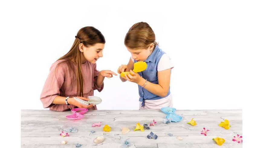 Ravensburger Beschaeftigung Starter Set Treasure Pearls Freude Schmuck zum Selbstgestalten mit Perlen von Swarovski sortiert