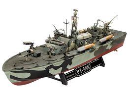 Revell 05165 Patrol Torpedo Boat PT 588 PT 57