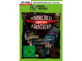 Wimmelbild Abenteuer 10er Box