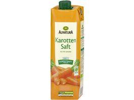 Alnatura Karottensaft 1L