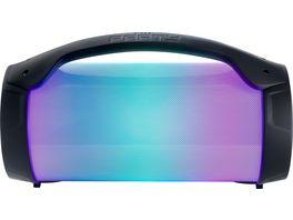 Kabelloser Lautsprecher mit Lichteffekten