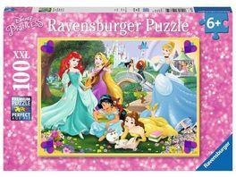 Ravensburger Puzzle Disney Prinzessinnen Wage deinen Traum 100 XXL Teile