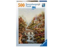 Ravensburger Puzzle Die goldene Stunde 500 Teile