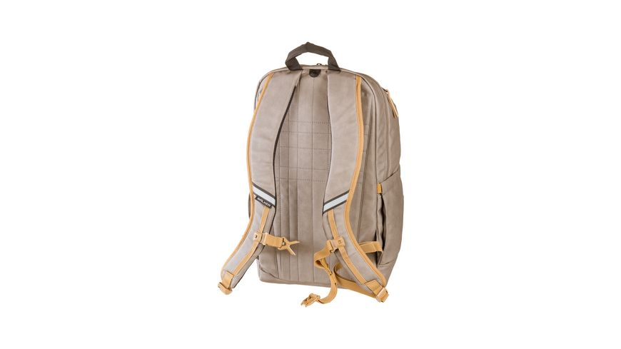 SCHNEIDERS ICON Rucksack Capital Grey Coated