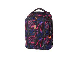 WALKER ELITE Rucksack Wizzard Neon Lights
