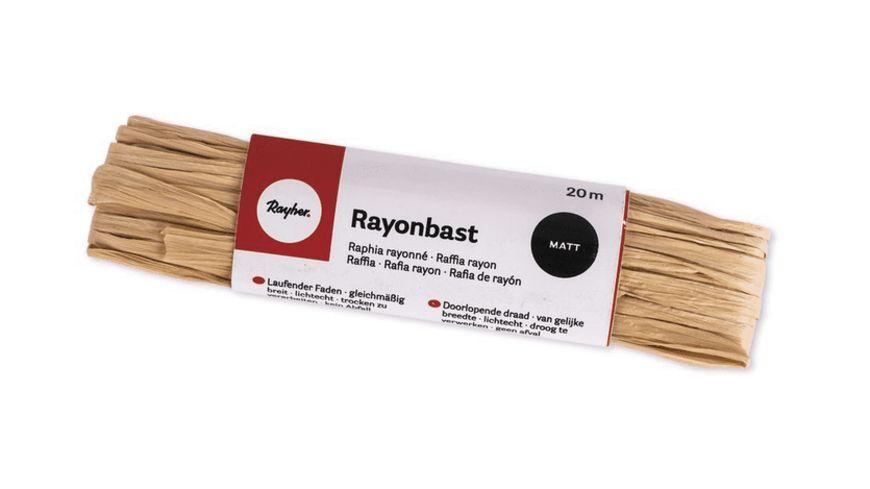 Rayher RAYONBAST MATT 20 M NATUR 5214931