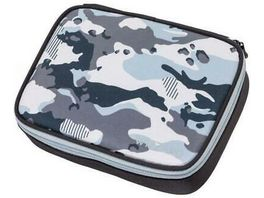 SCHNEIDERS Pencil Box Big Wizzard Camouflage