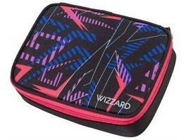 SCHNEIDERS Pencil Box Big Wizzard Neon Lights