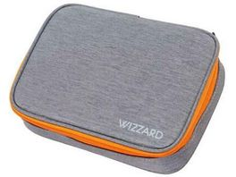 WALKER Pencil Box Big Wizzard Stone Melange