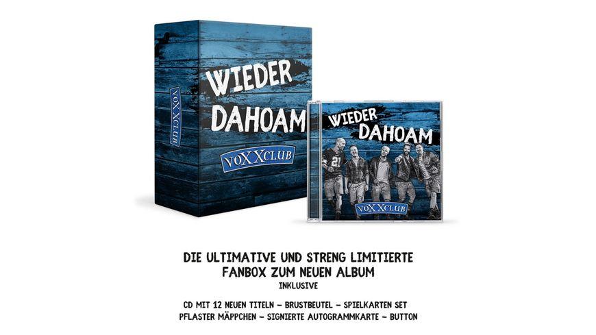 Wieder Dahoam Limitierte Fanbox